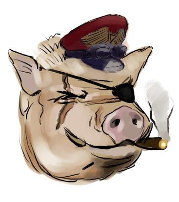 Badass Pig Names