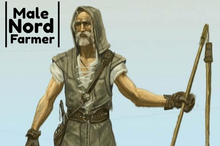 Male nord farmer