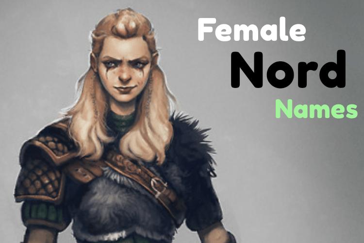 Female nord names