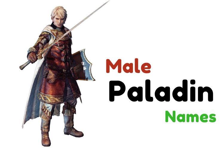 Male Paladin Names