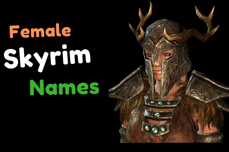 female skyrim names