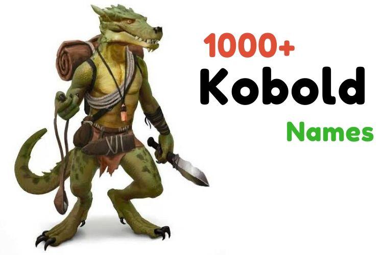 kobold names