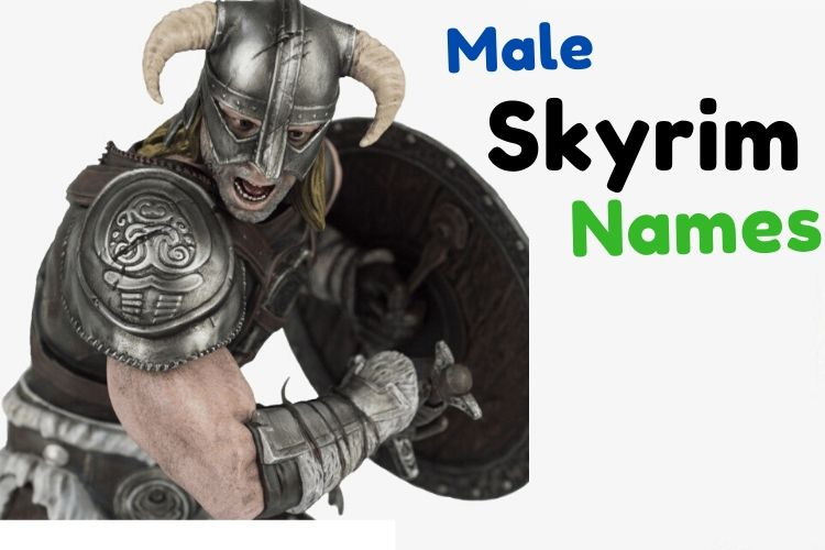 male skyrim names